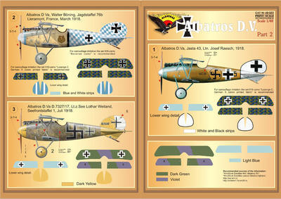 Albatros D.V. Part 2 - 2