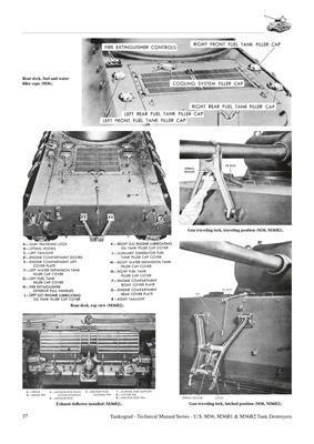 M36, M36B1 & M36B2 Tank Destroyers  - 2