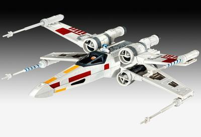 X-Wing Fighter Star Wars 1:112 - 2