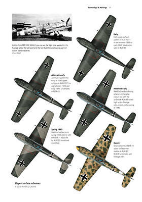 Messerschmitt Bf-109 early series - 2