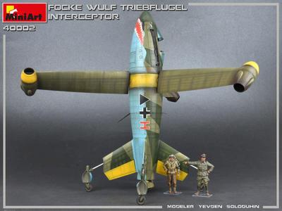 Focke-Wulf Triebflugel Interceptor  - 2