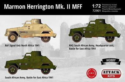 Marmon Herrington Mk.II MFF  (Hobby Line 01)  - 2