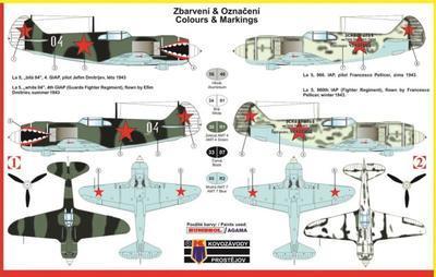 Lavočkin La-5 - 2