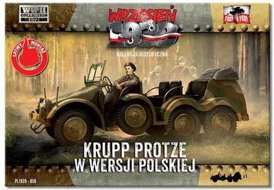 Krupp Protze v polské verzi - 2