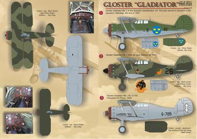 Gloster Gladiator - 2