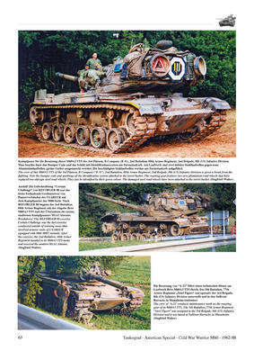 Cold War Warrior - M60/M60A1/A2/A3 The M60-Series of Main Battle Tanks in Cold War Exercis - 2