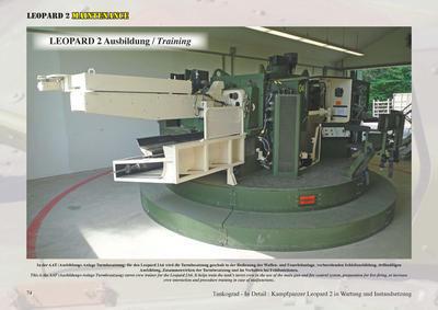 Leopard 2 Maintenance in Detail - 2