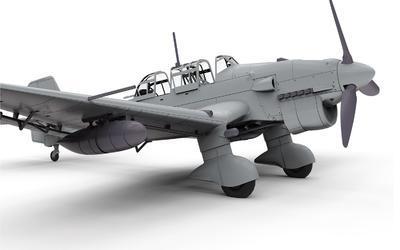 JUNKERS Ju87R-2/B-2 Stuka - 2
