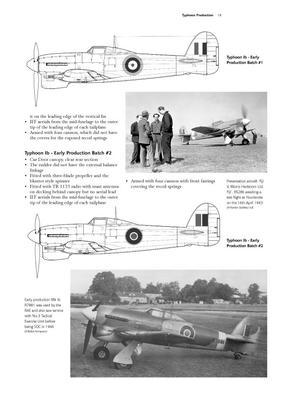 The Hawker Typhon Incluoding the Hawker Tornado - 2