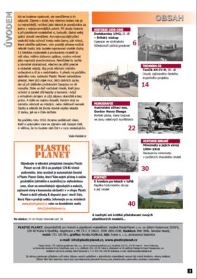 Plastic Planet 2015/6 - 2