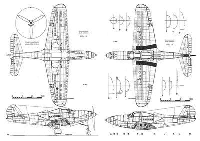 P-39 Airacobra 1.díl - 2