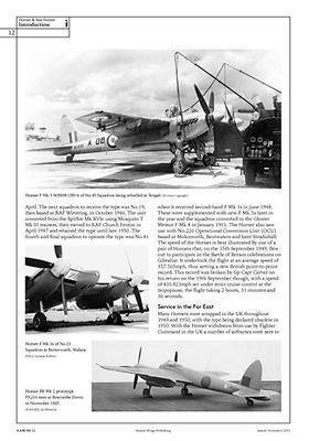 The de Havilland Hornet & Sea Hornet - 2