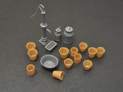 Water Pump Set - 2