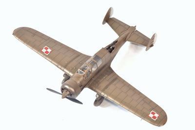 PZL. 42 - Polish Light bomber - 2