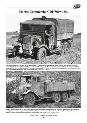British Military Truck in Wehrmacht Service - 2