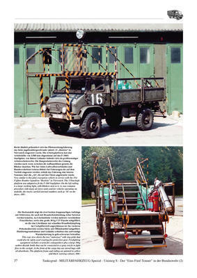 Unimog 1,5-Tonner 'S' The Legendary 1.5-ton Unimog Truck in German Service Part 2 - Carg - 2