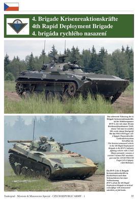Czech Republic Army Part.1 - 2