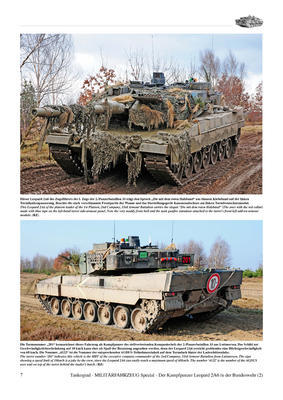 The German Leopard 2A6 Main Battle Tank In Action and Variants 2A6A1 / 2A6M / 2A6MA1 /2A6 - 2