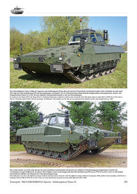 PUMA The New Armoured infantry Fighting Vehicle of the Bundeswehr - Part 2 - 2