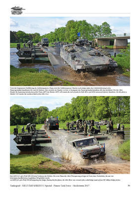 """Panzer Task Force """"Storm on the Heath 2017"""" - German Panzer-Formations train fo - 2"""