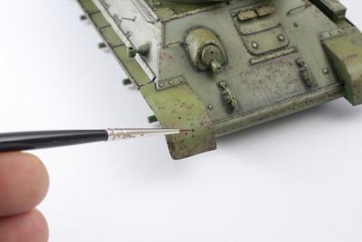 Tank T-34  - Marian Bunc, česky - 2