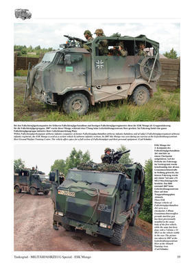 ESK - Mungo Light Protected Vehicle for Specialised Forces - 2