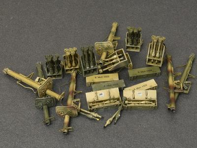 Panzerschreck RPzB54 & Ofenrohr RPzB.43 Set - 2