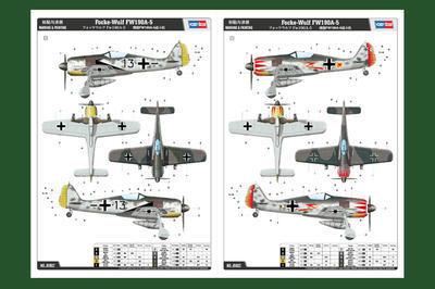 Focke-Wulf FW190A-5 1:18  - 2