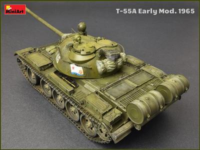 T-54A Early Mod 1965 - 2