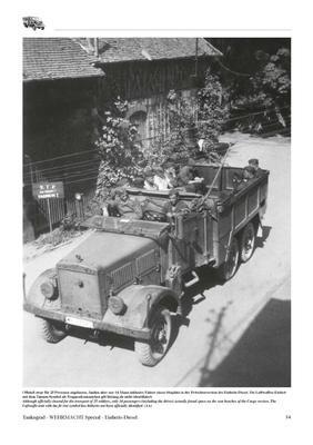 Einheits-Diesel 6x6 Typ HWA 526D - 2