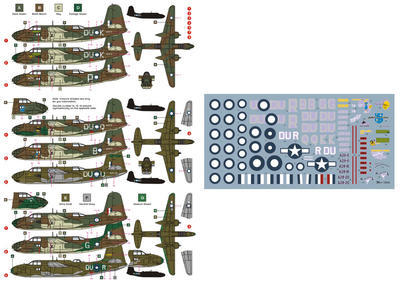 DB-7B/A-20 Boston in RAAF Service - 2
