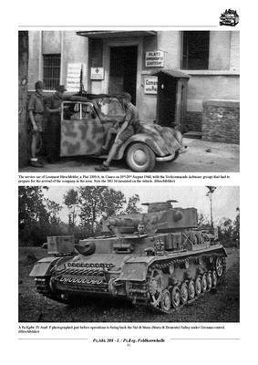 Panzer-Abteilung 208 - I. /Pz.Reg. Feldherrnhalle - 2
