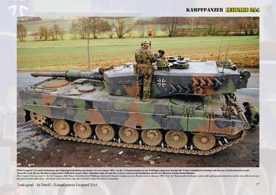 Cold war hero - Kalter Krieger Leopard 2A4 in detail - 2