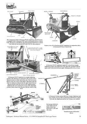 TM U.S. WWII Caterpillar D7 - 2