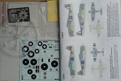 Grumman Hellcat 1/72 - 2