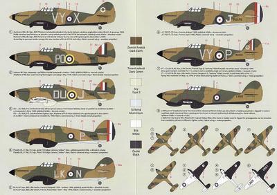 Hawker Hurricane s plátěným křídlem - 2