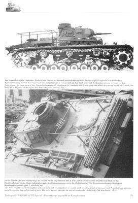 Panzer III in Combat - 2