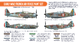 Easrly WW2 French Air Force Paint Set, sada barev - 2/2