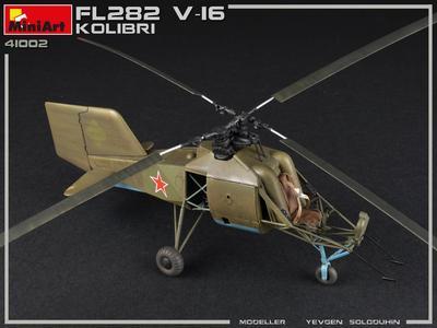 FL 282 V-16 Kolibri - 2