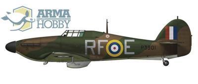 Hurricane Mk I - 303 Squadron PAF - 2