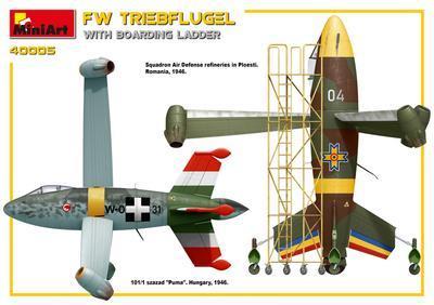 FW TRIEBFLUGEL WITH BOARDING LADDER - 2