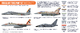 Israeli Air Force Paint Set (Modern Jets), set barev - 2/2