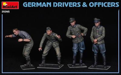 GERMAN DRIVERS & OFFICERS - 2