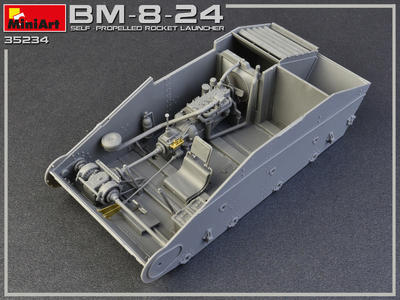 BM-8-24 Self-Propelled Rocket Launcher - 2
