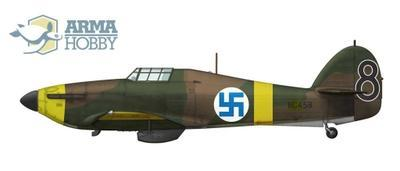 Hurricane Mk. I C Eastern Front - Limited Edition  - 2