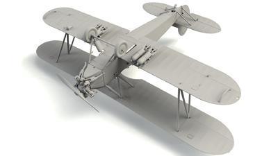 U-2/PO-2VS WWII Soviet Light Night  Bomber - 2