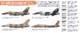 USAF Aggressor Squadron Paint Set Vol.1  - 2/2