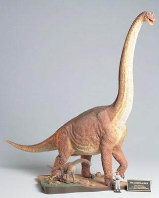 Brachiosaurus Diorama Set - 2