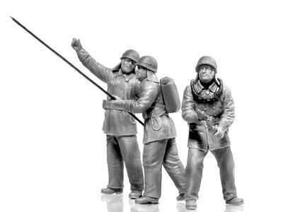 Soviet Firemen of 1980s  - 2