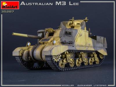 Australian M3 Lee Interior Kit - 2